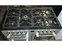 Leisure Cookmaster CK100F232 Dual Fuel Range Cooker