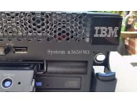 IBM x3650 M3 Rack Server - 2 x E5645 (HexCore), 48GB RAM, 2 x PSU, IMM2, RAID - Fully Working