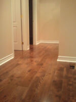 In St Albert affordable for LAMINATE $1.50 per SF Installation,