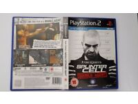 Tom Clancy's Splinter Cell - Double Agent Playstation 2 Game