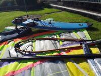 Bic 273techno windsurfer