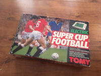 TOMY SUPERCUP FOOTBALL GAME