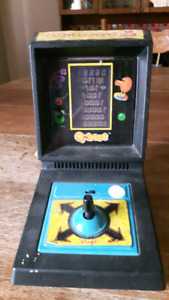 Original qbert table top arcade