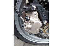 New Honda Hornet CB600 Front brake calipers