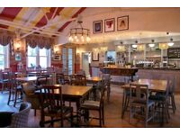 Breakfast chef required for busy pub.