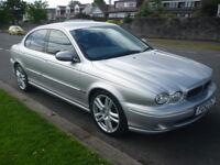 Jaguar X-Type 3.0I V6 SPORT **Full Service History** (silver) 2002