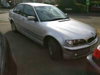 BMW E46 Saloon 2004