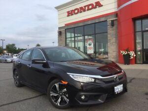 2016 Honda Civic Touring - EYE CATCHER!