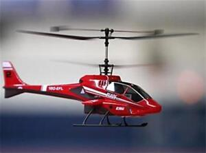Blade CX2 RC helicopter.