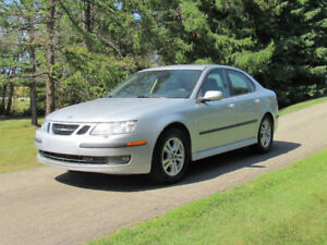 2007 SAAB 9-3 TURBO LOADED W/ INSPECTION & CARPROOF
