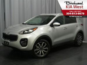 2017 Kia Sportage EX *ALL WHEEL DRIVE HEATED SEATS BACKUP CAMERA