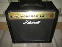 Marshall Valvestate 2000 AVT 50 Guitar Amplifier AVT50 (Valve Pre-Amp) Spring-Reverb 1x12 Celestion