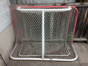 Two Hockey Nets - PACKAGE DEAL