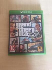 GTA 5 on Xbox one