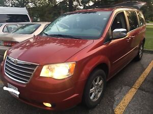 2008 chrysler town & county
