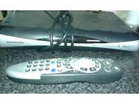 Digital TV recorder with hard drives