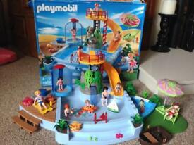 Playmobil Take Along House (5763) complete with extras