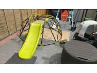 Plum® Metal Dome and slide