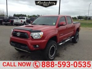 2012 Toyota Tacoma 4WD TRD SUPERCHARGED Leather,