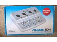 Alesis i04 24-BIT USB Interface