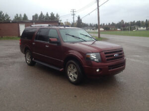 2010 Ford Expedition MAX SUV, 4x4 Priced to Sell