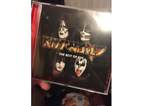 Kiss album cd Greatest hits