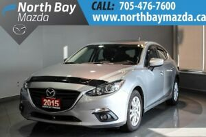 2015 Mazda Mazda3 Sport GS Back-Up Camera + Heated Front Seats +