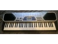 Casio electronic keyboard, ,61 Keys, excellent working condition