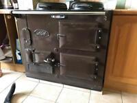 2 oven oil aga