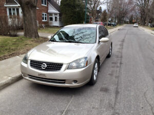 2006 Nissan Altima S Sedan (special edition)