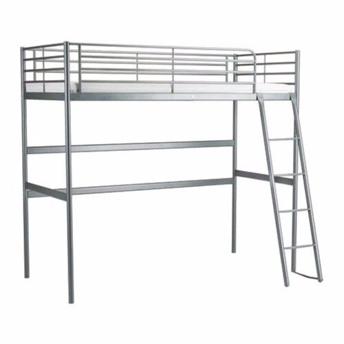 IKEA Svarta/Tromso double loft bed frame | in Stowmarket, Suffolk ...