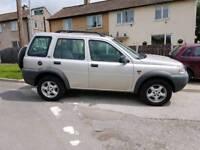 1.8 petrol freelander
