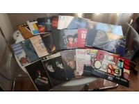 150 vinyl records for sale