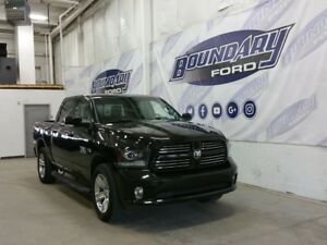 2014 Ram 1500 Sport W/ 5.7L V8 Hemi, 8 Speed Automatic