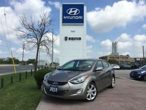 2013 Hyundai Elantra Limited - POWER SEATS, BLUETOOTH