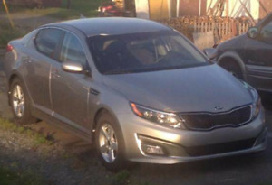 2014 Kia optima LX sedan. Only 70k NEW PRICE