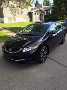 Honda Civic 2013 Fully Loaded with no accidents