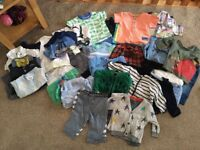 Boys clothes bundle- age 3-6 months