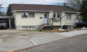 2 bed / 1 bath upper house unit for rent (Mission Hill -Vernon)