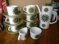 J&G Meakin Coffee set