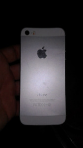 IPhone 5s(chatr)