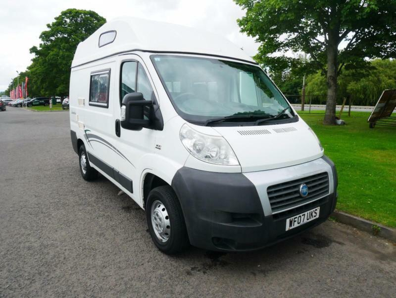 leisuredrive 4 berth campervan fiat ducato 30 100 m-jet swb | in