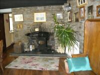 St Helena cottage a 4 bedroom period property in the seaside town of Burry Port, Carmarthenshire