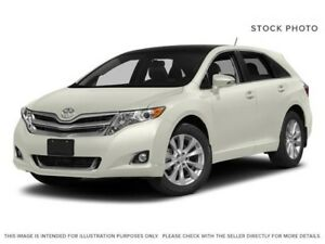 2014 Toyota Venza AWD-Toyota Warranty up to 120,000KM!!