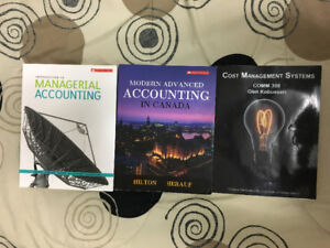 Commerce textbooks for sale!