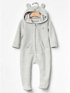 Habit ourson Baby Gap Teddy jogging suit