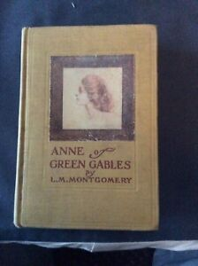Anne of Green Gables by LM Montgomery 1930