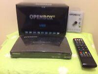 Open box V8S wifi with box full HD 3G