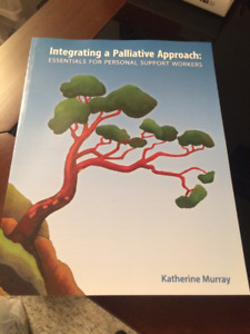 Integrating a Palliative Approach Textbook for PSW's