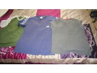 "39X assorted mens clothing mainly size small-medium size 30"" (SET B) £20 the lot"